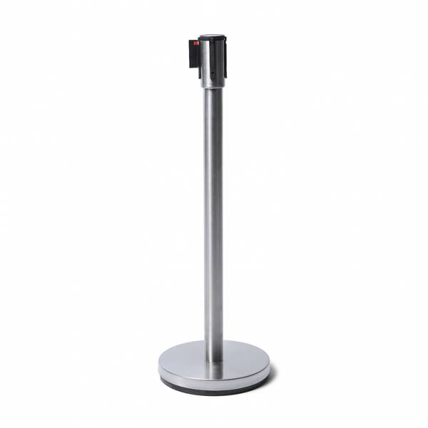 Barrier Flexi Belt Post Economy