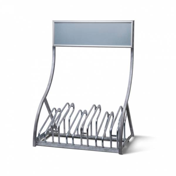 Bicycle Stand Steel With Snap Frame Header Panel
