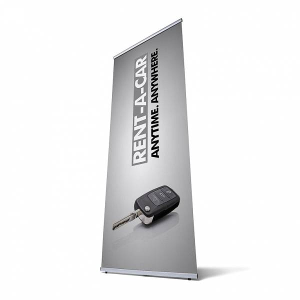 Banner Display 80 x 200 cm Pack Of 15 Pieces