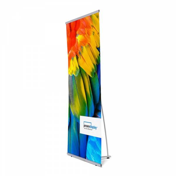 L Banner 90 X 200 cm