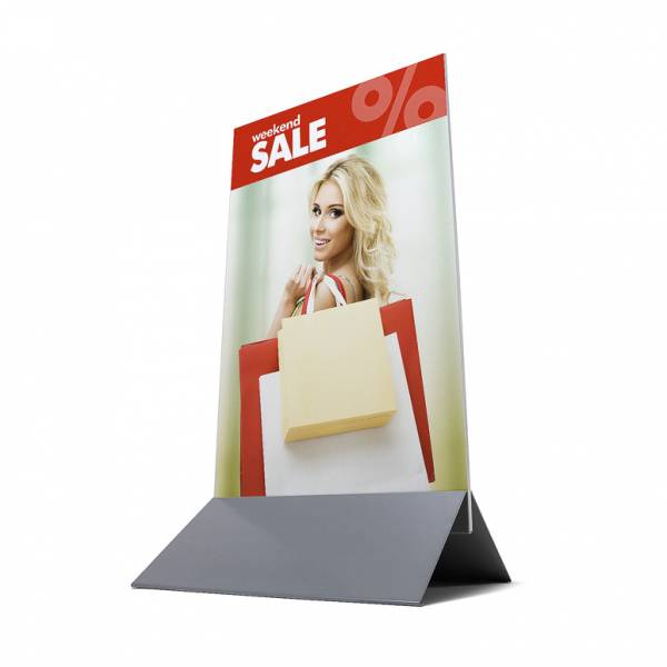 Advertising Panel Stand 80 cm