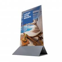 300mm Advertising Panel Stand