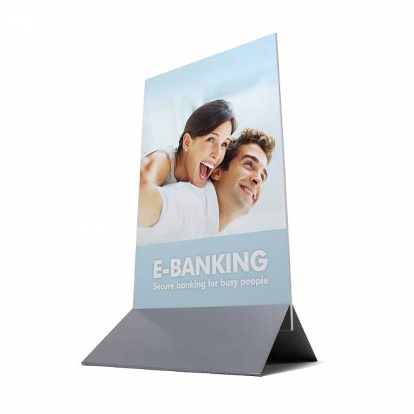 Advertising Panel Stand 50 cm