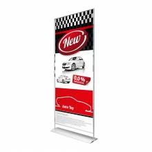 Magnetic banner 100x200 cm