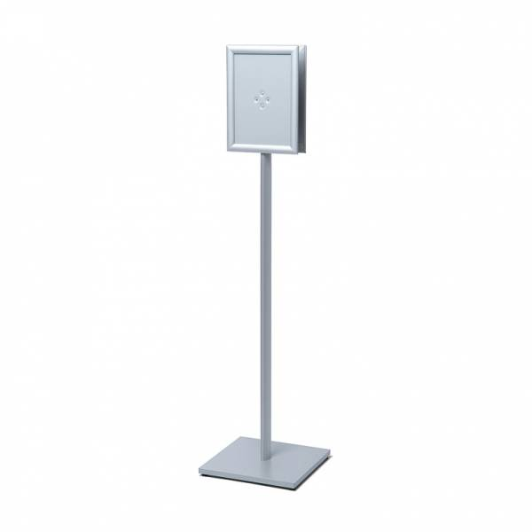 Sign Post Design STANDARD DOUBLE SIDED A4 ROUNDED CORNER SNAPFRAME
