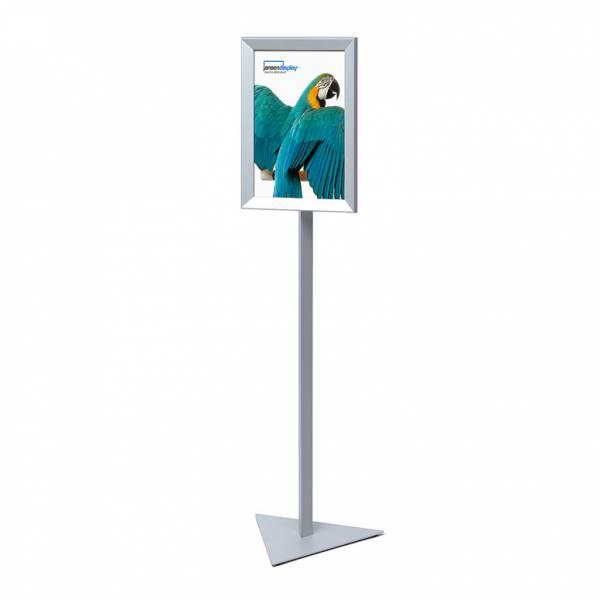 Sign Post Design TRIANGLE A3 MITRED CORNER SNAPFRAME