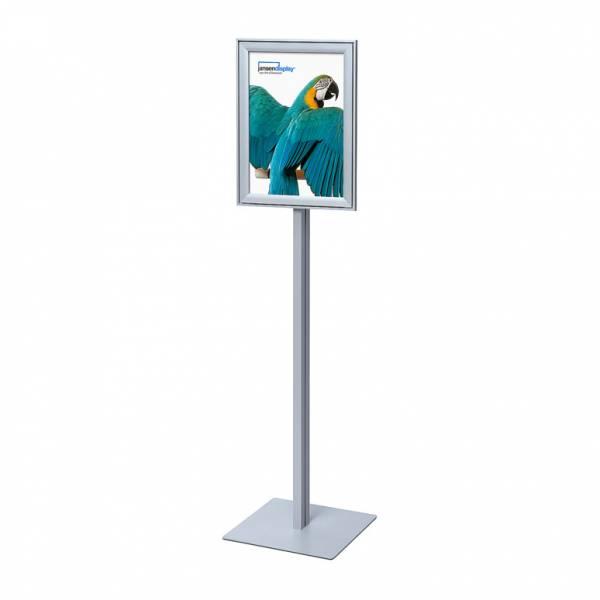Catching Pole Design Compasso A3 MITRED CORNER SNAPFRAME