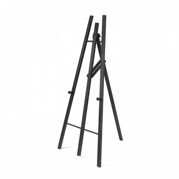 Natura Chalk Board Easel Hardwood Black