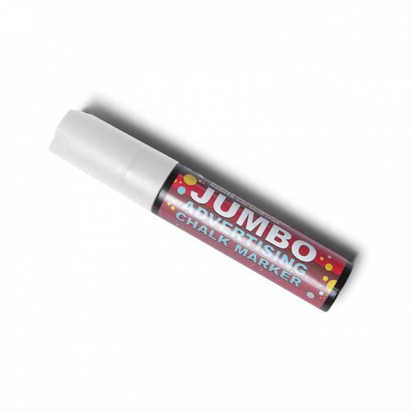 White Chalk Pen 15 mm