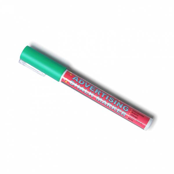 Green Chalk Pen 3 mm