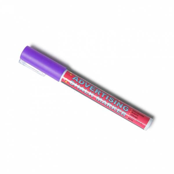 3mm Purple Chalk Pen