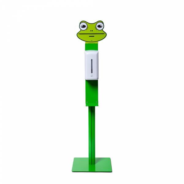 Kids Sanitiser Green Frog