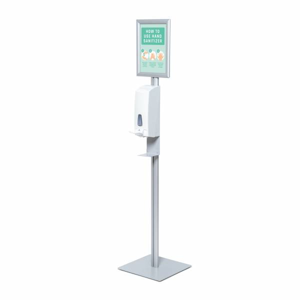 Hand Sanitiser Stand Classic Manual