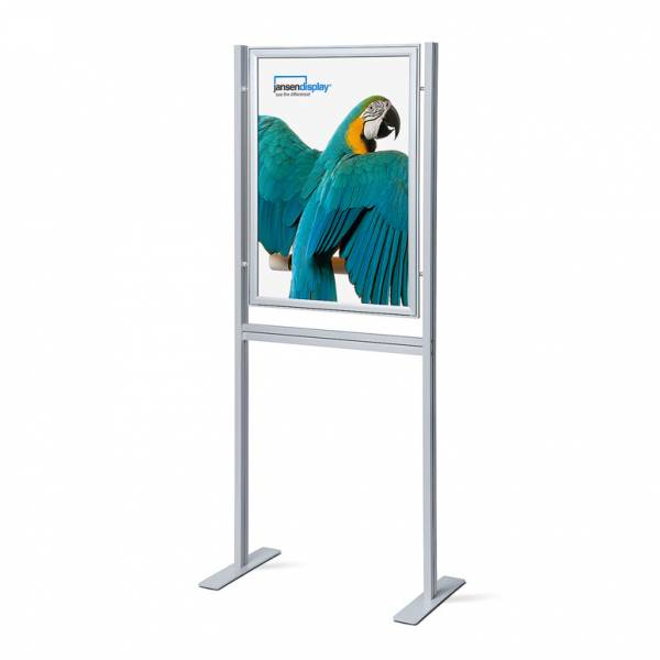 Infoboard A1 37mm mitred single sided