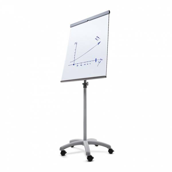 Scritto® Flipchart Vario With Star Base