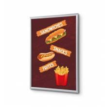 Snap Frame A1 Complete Set Snacks
