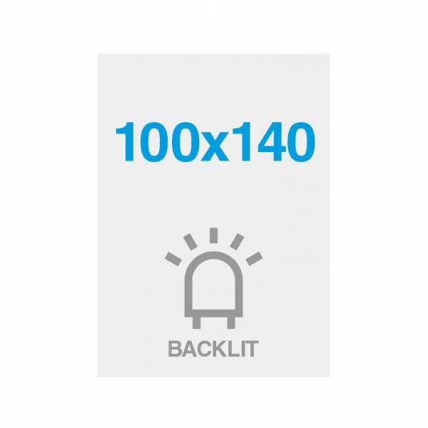 Premium Backlit Film 285g/m2 Satin Surface 100 x 140 cm