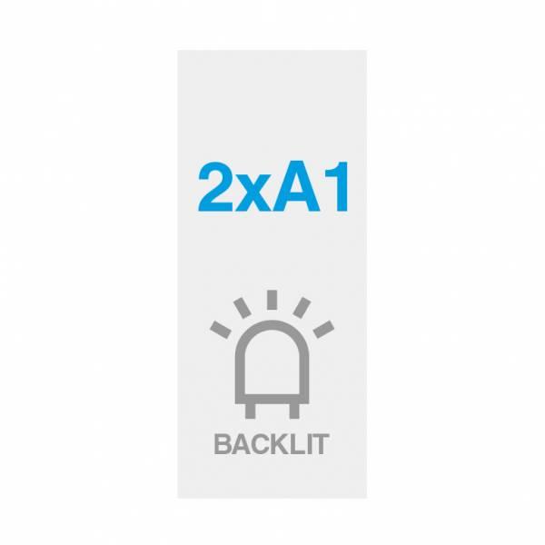 Premium Backlit Film 285g/m2 Satin Surface 2x A1