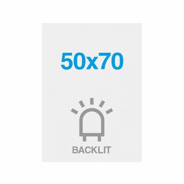 Premium Backlit Film 285g/m2 Satin Surface 50 x 70 cm