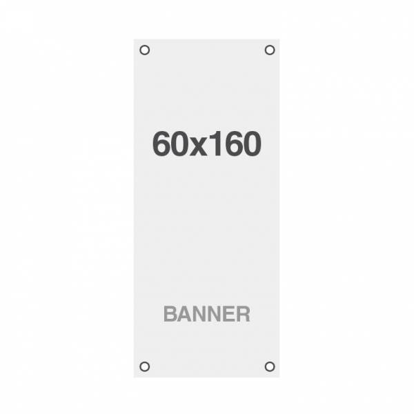 Symbio Banner with holes, 510g/m2, 600x1600mm
