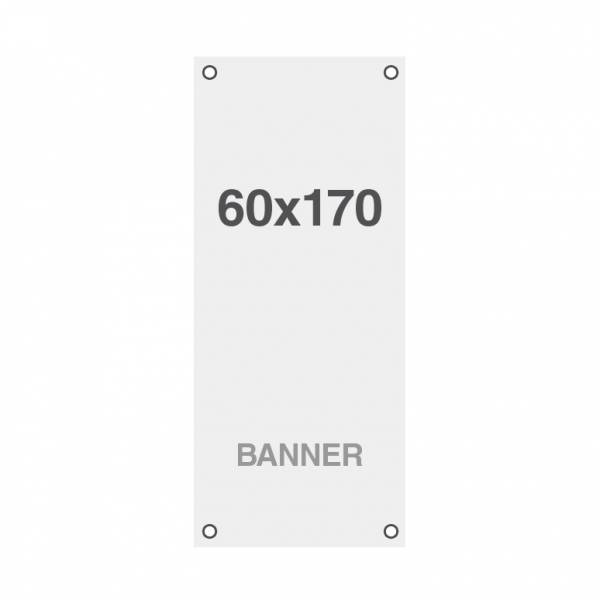 Symbio Banner with holes, 510g/m2, 600x1700mm