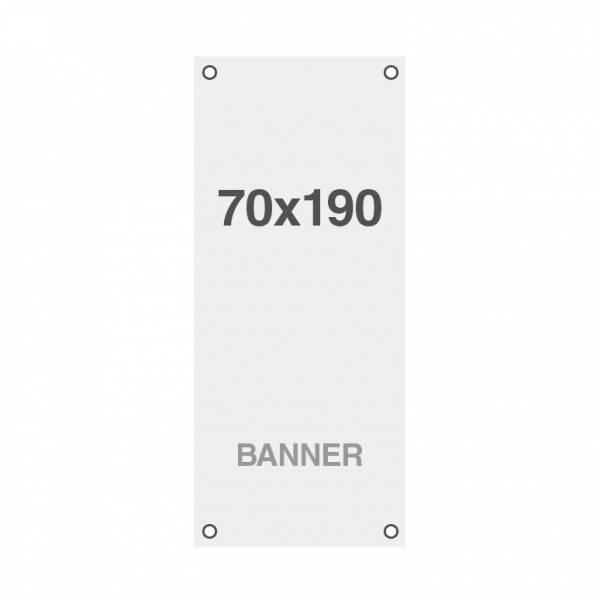 Standard Multi Layer Material Banner Grommet 220g/m2 70 x 190 cm