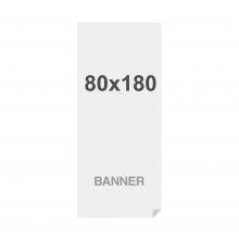 Standard Multi Layer Material Banner Grommet 220g/m2 80 x 180 cm