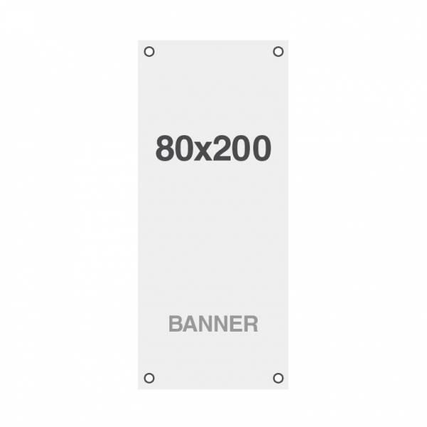Symbio Banner Grommet 510g/m2 80 x 200 cm