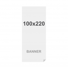 Symbio Banner 510g/m2 Matt Surface 100 x 220 cm