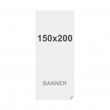 Symbio Banner 510g/m2 Matt Surface 150 x 200 cm