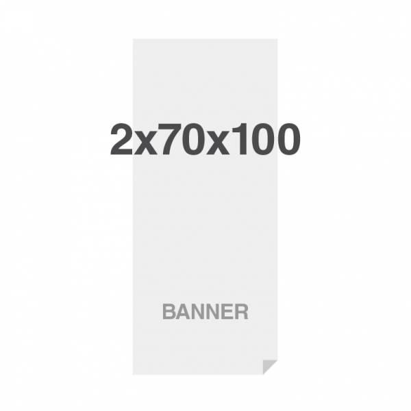Premium No-curl PP film 220g/m2, matt surface, 700x2000mm