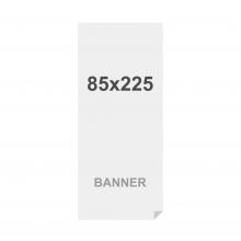 Symbio Banner 510g/m2 Matt Surface 85 x 225 cm
