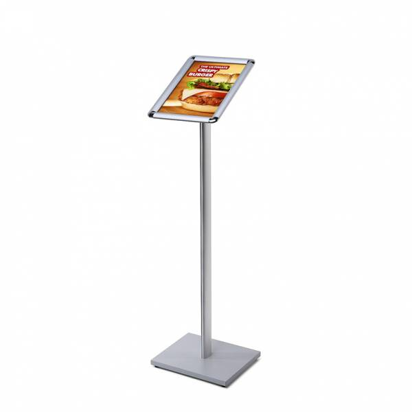 Menu Board Design Standard 25 mm Round Corners A4