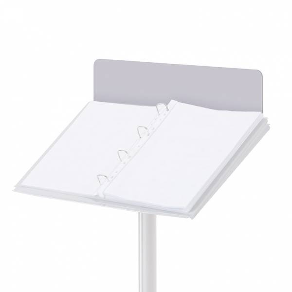 Topcard For Ringbinder Menu Stand