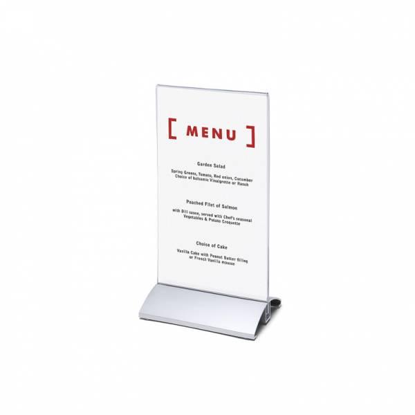 Premium Menu Card Holder