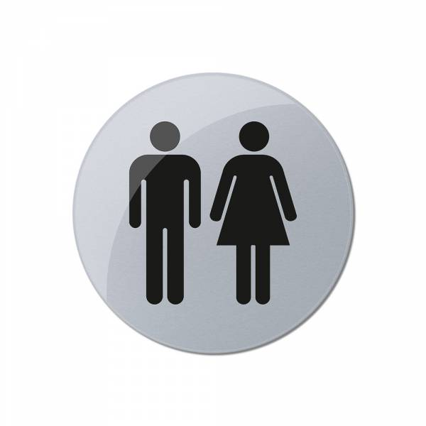Info Signs Wall Classic Women/Men