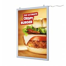 LED Poster Light Box Double-Sided A1