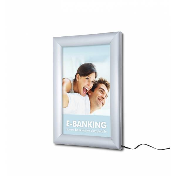 LED Poster Light Box A4