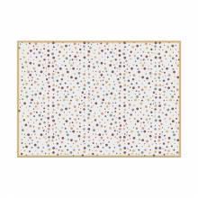 Placemat Dots Colour