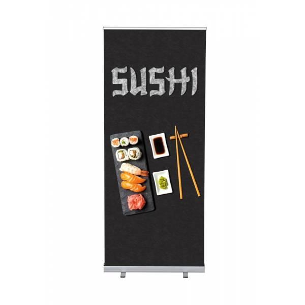 Roll-Banner Budget 85 Complete Set Sushi