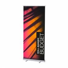 Roll-Banner Budget 85 x 200 cm 2 Feet