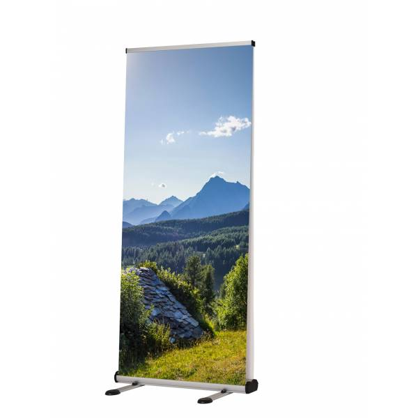 Roll-Banner Open-Air 85 x 200 cm