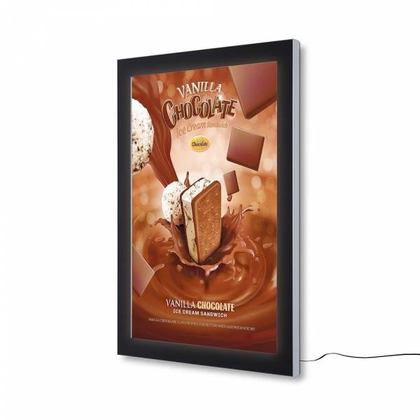 LED Outdoor Premium Poster Case