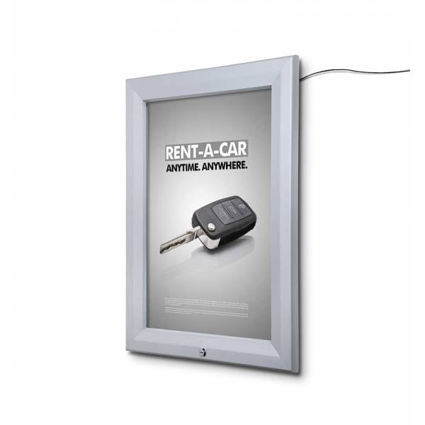 LED Outdoor Poster Case