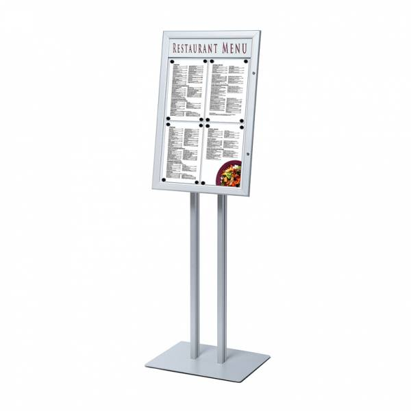 stand with notice board SCZ4XA4