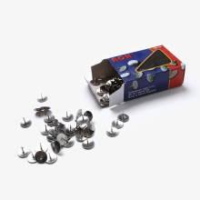 Scritto® Noticeboard Pins Silver