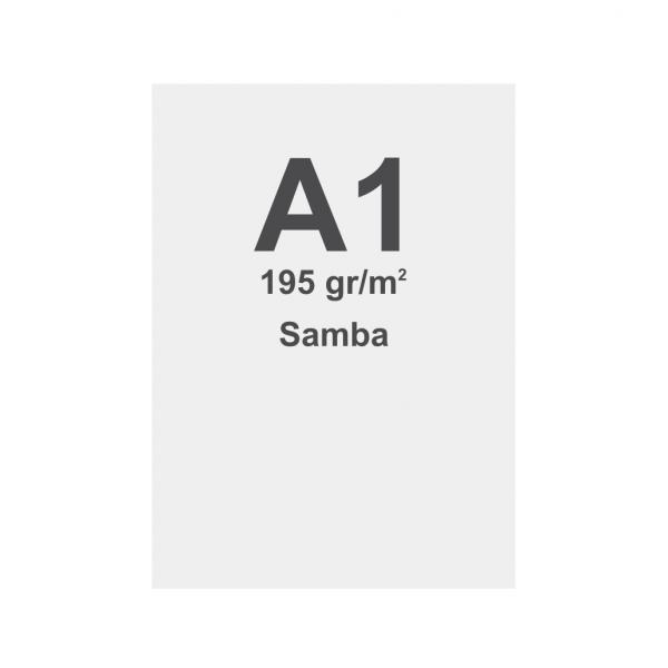 Fabric Frame Graphic Samba