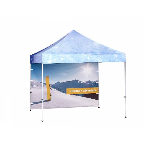 Tent Wall Full Color Outside 500D