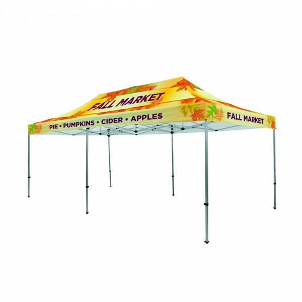 Tent Alu with Canopy