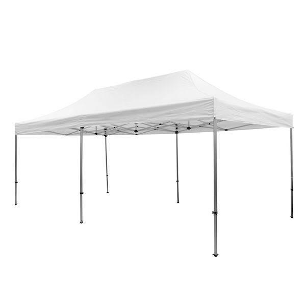 Tent Alu Set White Canopy